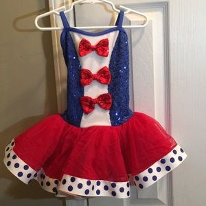 Weissman 4th of July outfit